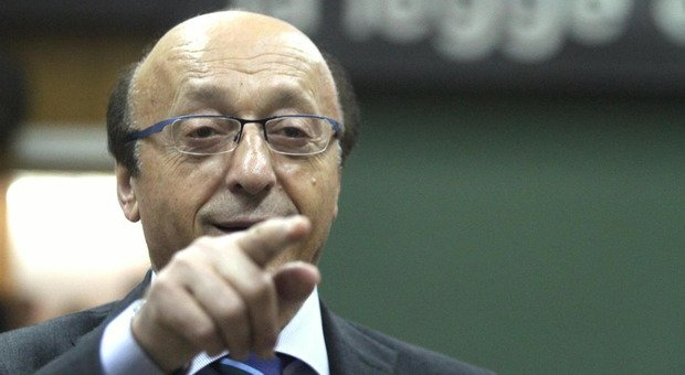 Moggi: «Dopo Calciopoli ho pensato al suicidio. Mi davano del ladro ma non ho rubato nulla»
