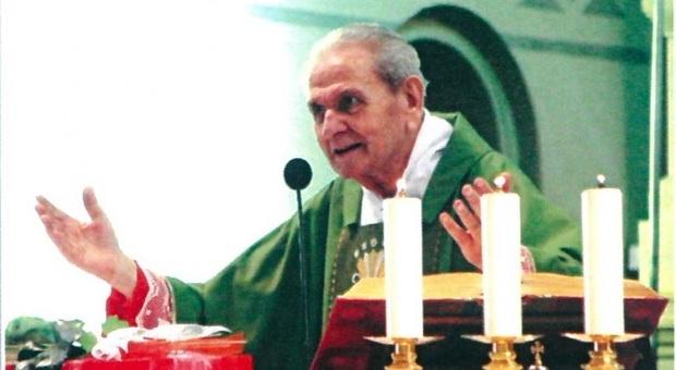 Monsignor Luigi Davanzo