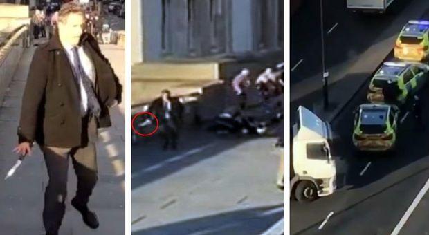 London Bridge, accoltella i passanti: 1 morto e 5 feriti. Aggressore ucciso. Scotland Yard: «È terrorismo»