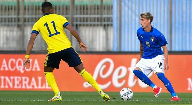 La Svezia Under 21 accusa l'Italia: «Insulti razzisti a un giocatore». La Figc: nssuna offesa