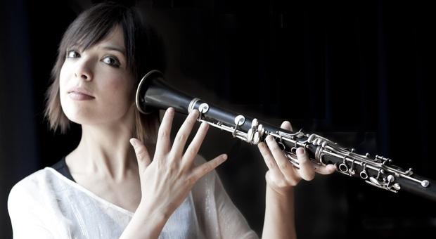 La musicista Zoe Pia