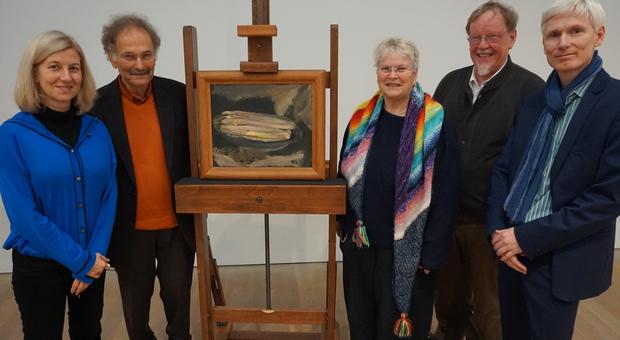 L opera Asparagi di Kathe Loewenthal viene restituita agli eredi dal Kunstmuseum di Stoccarda