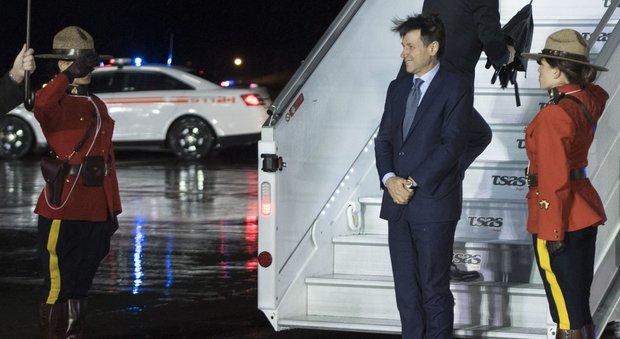 Conte al G7 in Canada  sono qui per difendere interessi italiani 671942626608