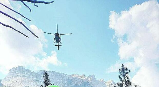 LA TRAGEDIA VAL DI ZOLDO (BELLUNO) Dopo 18 giorni con il fiato sospeso la montagna