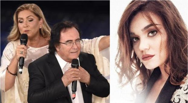 Sanremo 2020, con Al Bano e Romina anche la figlia Romina Junior: nel 1987 era sul palco nella pancia della mamma