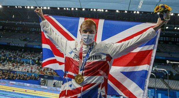 Dean, due volte positivo al Covid vince l'oro alle Olimpiadi: «È una cosa incredibile»
