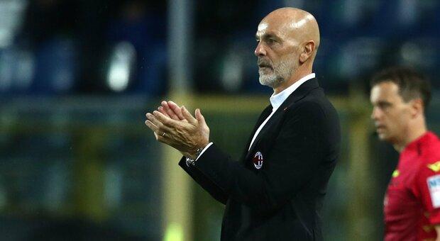 Milan, Pioli: «Contro l'Atalanta una vittoria pesante, possiamo giocarcela con tutti»
