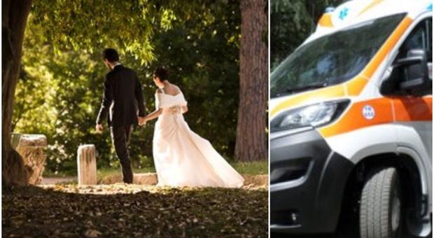 Malore mentre balla con la sposa, muore al matrimonio della figlia a Salerno