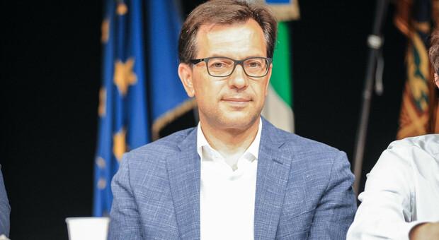 Il sindaco Andrea Cereser
