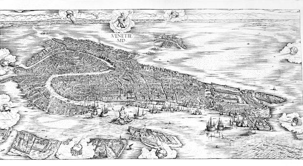 Venezia nasce da una donna, la leggenda sulla fondazione della città