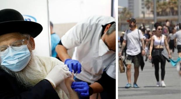 Israele, nuovo aumento dei contagi. Il governo valuta la terza dose Pfizer per over 60