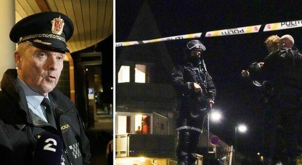 Norvegia, armato di arco e frecce uccide 5 persone: arrestato. «Sospetta matrice terroristica»