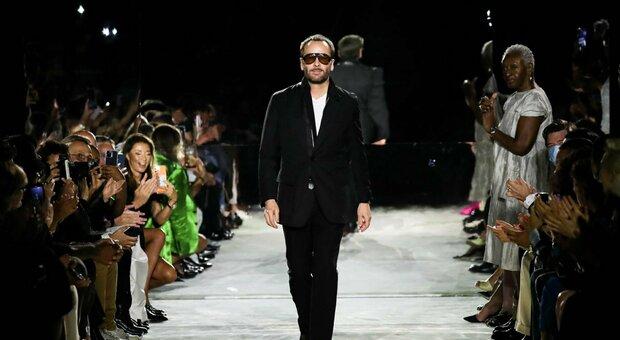 A New York Thom e Tom chiudono fashion week con abiti sculture e sportwear