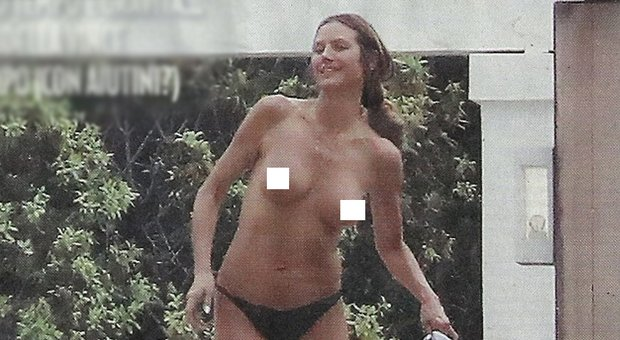 Assured, bianca guaccero topless here