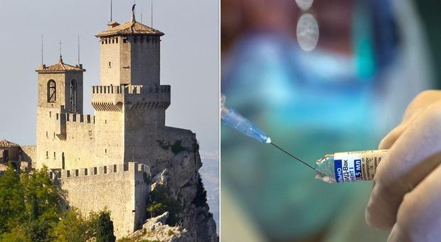 Vaccini, San Marino: «Raggiunta l'immunità di gregge». Ma i suoi abitanti non potranno avere il green pass