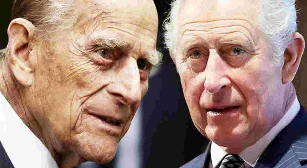 Principe Filippo contro il figlio Carlo: «Stravagante, non ce la farà mai a essere un buon re»
