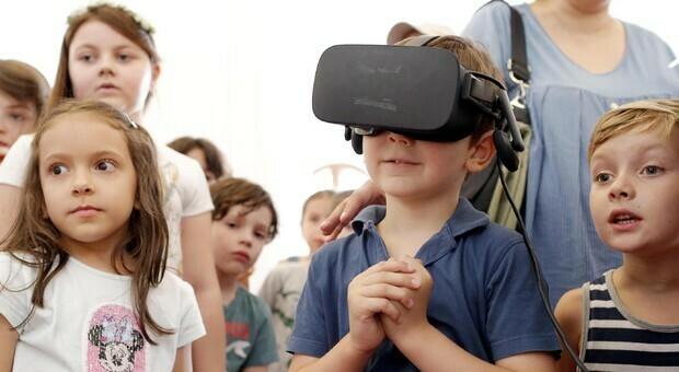 Covid, realtà virtuale utile a bimbi con disturbi neurologici: lo studio