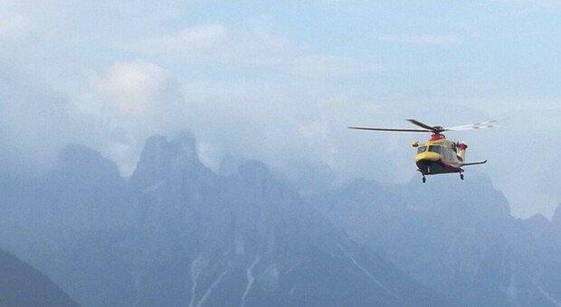 Gita sui campi di battaglia, ma il gruppo di alpini sbaglia strada e chiede soccorso