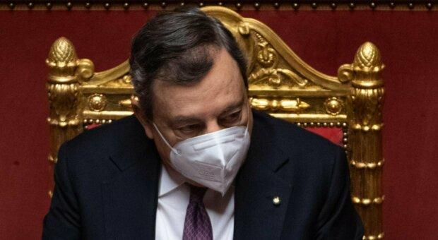 Mario Draghi: «Giovani e donne pagano il prezzo più alto della pandemia. Risolvere carenze istituzionali e giuridiche»
