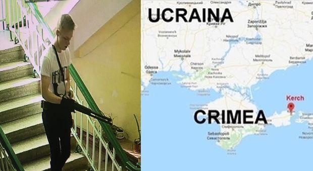 Crimea, ordigno esplode nella mensa dell'università: 10 morti e 70 feriti
