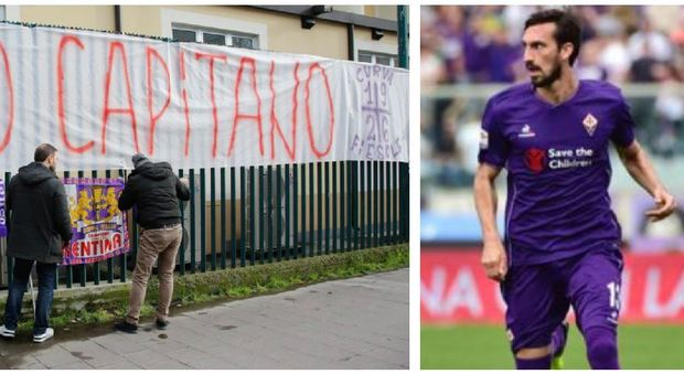Choc nel calcio: morto Davide Astori, capitano della Fiorentina ed ex Roma. Aveva 31 anni, il club: «Un malore»