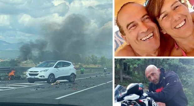Frosinone-mare, incidente choc tra motociclisti: tre morti e 5 feriti (due sono gravissimi)