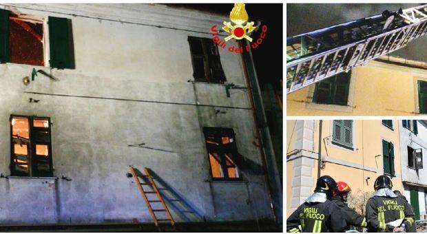 Genova dichiarata morte cerebrale per il bimbo lanciato dalla finestra dal padre per salvarlo - Bimbo gettato dalla finestra ...