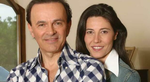 Dodi Battaglia, l'addio commovente alla moglie Paola