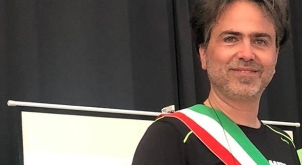 Il sindaco di San Bellino Aldo D'Achille