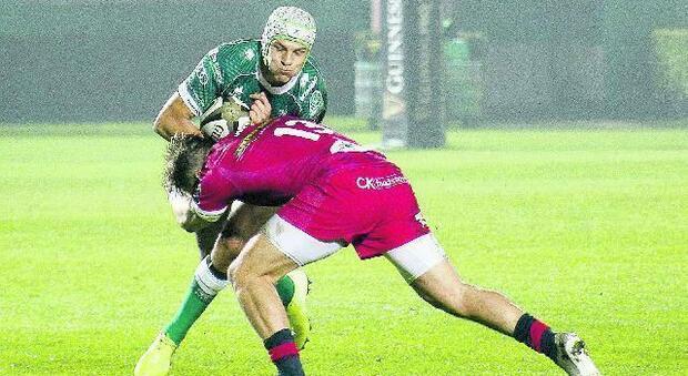 Covid, tre positivi: il Benetton Rugby si ferma
