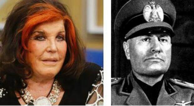 Patrizia De Blanck nipote di Mussolini? Ecco chi sarebbe suo padre in realtà