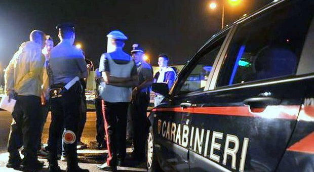 Festa illegale, arrivano i carabinieri in Valmorel