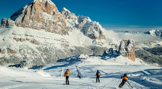 Pronti per la ripartenza sulle piste da sci