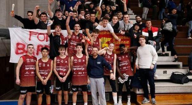 L'istituto Barbarigo vincitore della seconda tappa