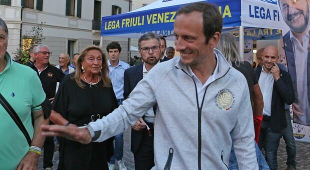 Il governatore Fedriga