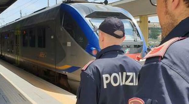 Agenti di polizia ferroviaria