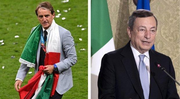 Italia campione, effetto Draghi: calcio, tennis e musica così il nostro Paese è tornato protagonista