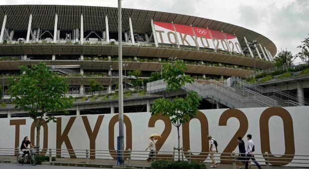 Tokyo, primo caso Covid nel Villaggio Olimpico a 6 giorni dall'inizio dei giochi