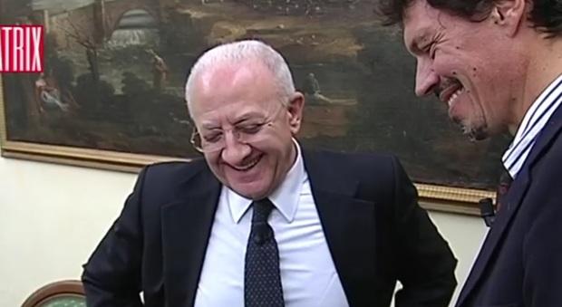 "Vincenzo De Luca choc: ""La Bindi? Infame, da ucciderla"""