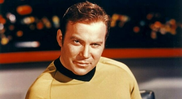 Star Trek, dal fantasy allo spazio (vero): il Capitano Kirk in missione con Blue Origin