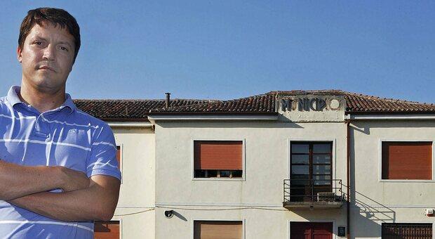Il sindaco di Barbona, Francesco Peotta