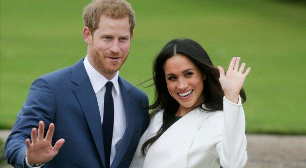 Harry e Meghan attesi Natale in Gran Bretagna