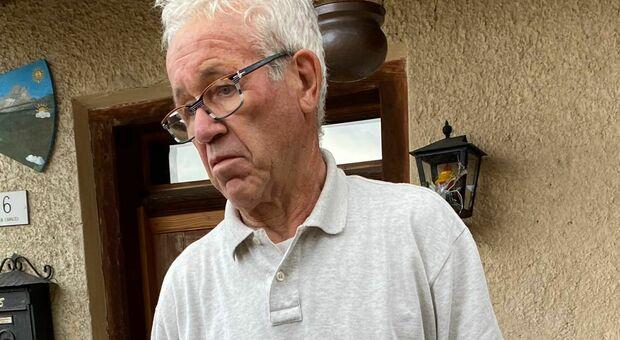 Incendio di Canazei: la testimonianza del 71enne ustionato