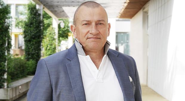 Riccardo Szumski, sindaco di Santa Lucia di Piave e medico.