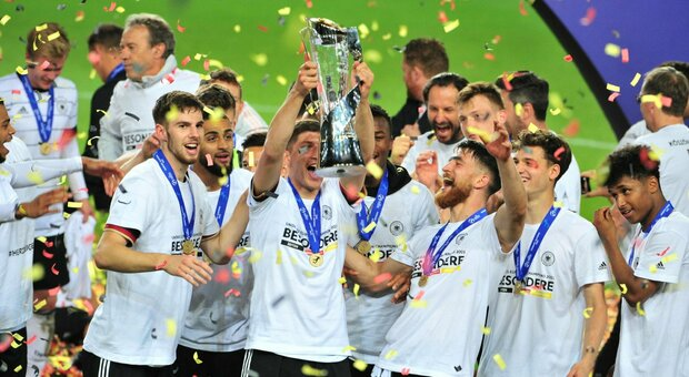 Europei U21, Germania in trionfo: 1-0 al Portogallo. Terzo titolo tedesco, terza finale persa dai lusitani