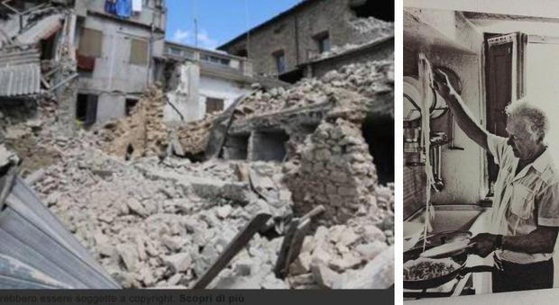 Ucciso dal terremoto di Amatrice, la sua casa non esiste più, ma gli scrivono: «Deve cambiare il contatore»