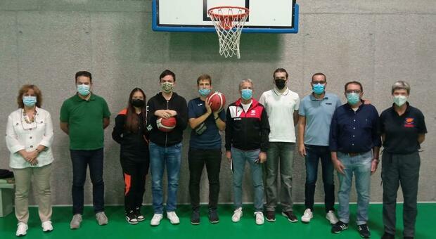 A Silea nasce una squadra di basket inclusivo alle scuole primarie