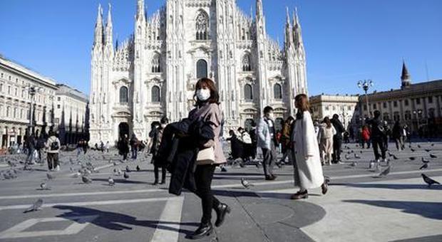 Coronavirus in Lombardia: 78 nuovi casi, una vittima