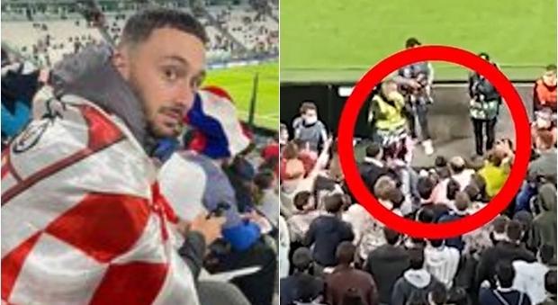 Nations League, preso a pugni per la maglia della Francia: scopre sui social gli aggressori
