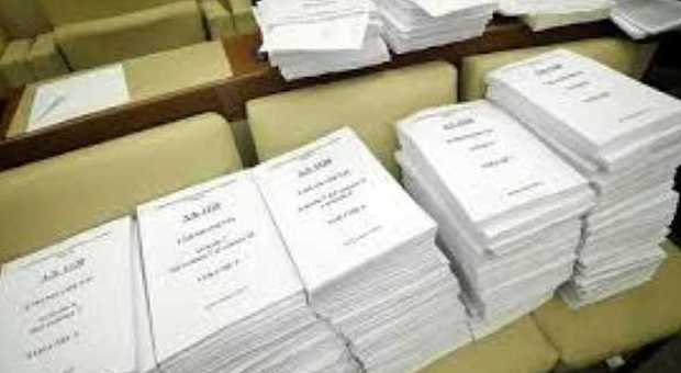 Riforma del senato la valanga di emendamenti ci coster for Quanti senatori